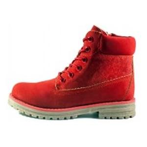Ботинки зимние женские Keddo 898127-05-07 красные