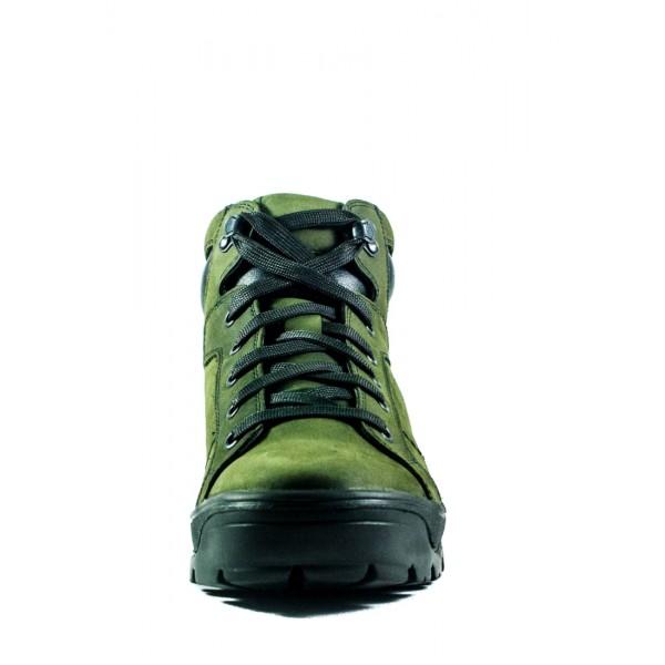 Ботинки зимние мужские MIDA 14337-642Ш хаки