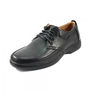 Туфли мужские BASTION 062 черная кожа