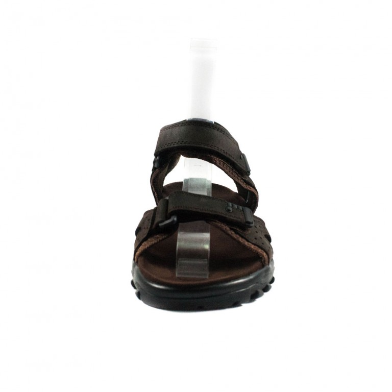 Сандали мужские RAZOR NML18114 коричневый нубук