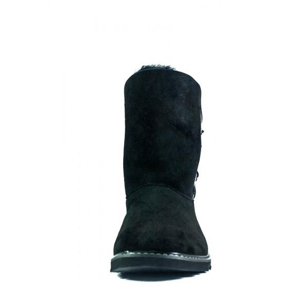 Угги женские MIDA 24606-17Н черные