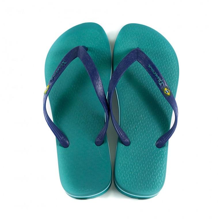 Шлепанцы мужские Ipanema 80415-24699 сине-зеленые