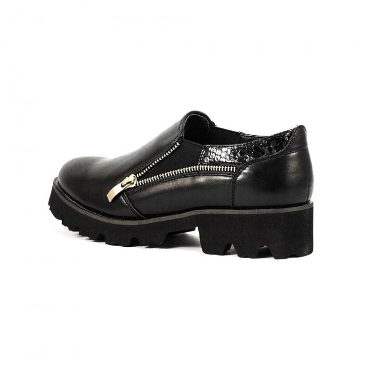 Туфли женские Sopra C16-39812 черные