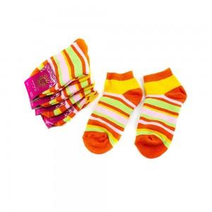 Носки женские Рубеж-Текс 130 цвет полоска 36-39