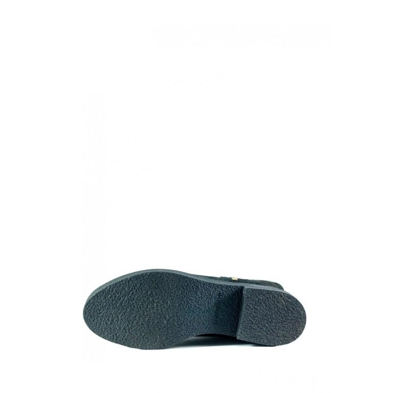 Сапоги зимние женские MIDA 24726-165Ш черные