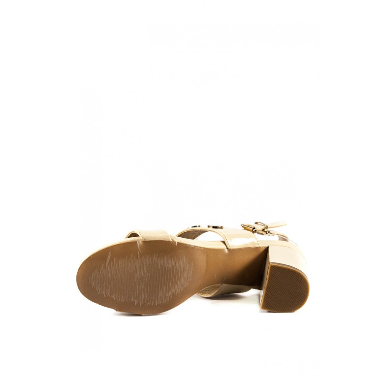 Босоножки женские Sopra 8676W-3 бежевые