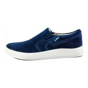 Мокасины мужские MIDA 110557-250 темно-синие