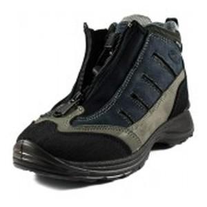 Ботинки зимние подросток Grisport 11389N4T сине-серый