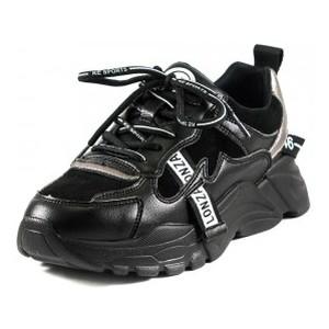 [:ru]Кроссовки женские Lonza F90122-R черные[:uk]Кросівки жіночі Lonza чорний 18101[:]