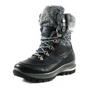 Ботинки зимние женские Grisport 14121O21LN черно-серые