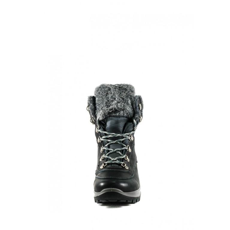 Черевики зимові жіночі Grisport чорний 18667