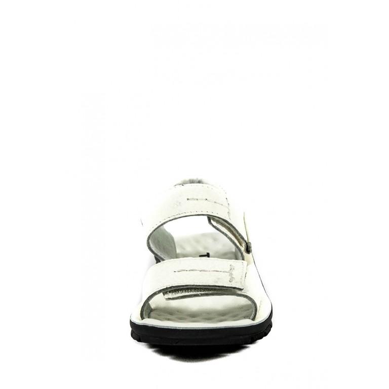 Сандалии для девочек TiBet 008-02-43 белые