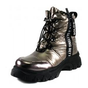 [:ru]Ботинки зимние женские Prima D'arte 1616-F800-3 металлик[:uk]Черевики зимові жіночі Prima D'arte метал 19021[:]