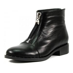 [:ru]Ботинки демисезон женские CRISMA CR2024 черная кожа[:uk]Черевики демісезон жіночі CRISMA чорний 16132[:]