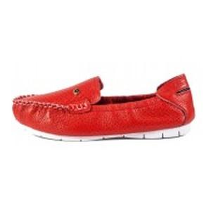 Мокасины женские SUMMERGIRL СФ D308R красные