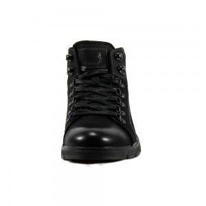 Ботинки демисезон мужские Man`s P83251R-X38A черные