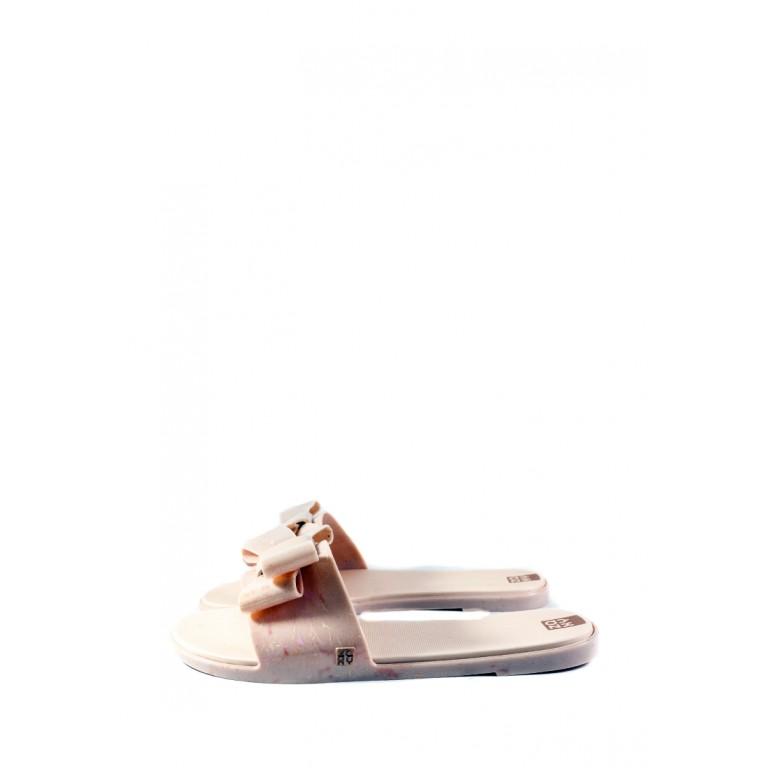 Шлепанцы женские Zaxy 17994-90495 кремовые