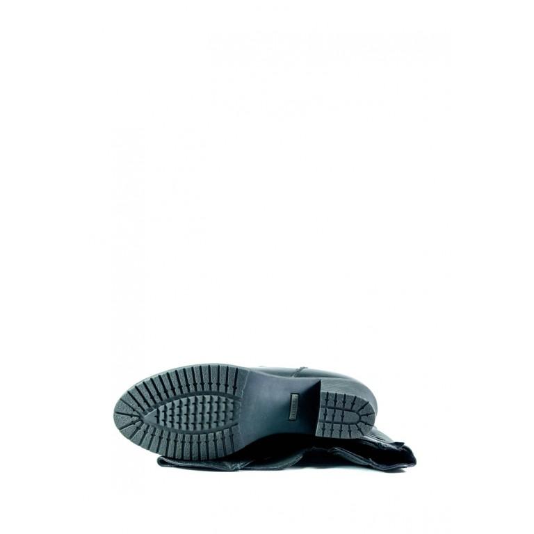Сапоги зимние женские MIDA 24718-20Ш черные