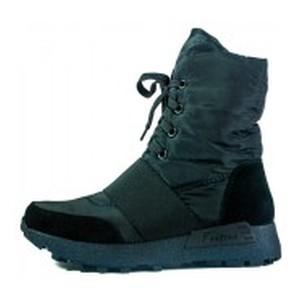Ботинки зимние женские Lonza СФ 91181-Z545 черные