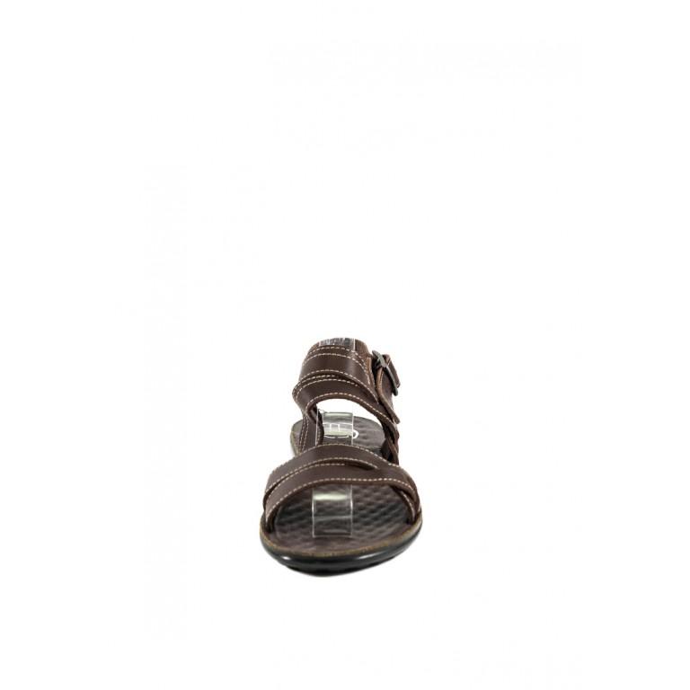 Босоножки женские TiBet 279 темно-коричневые