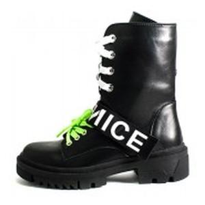 [:ru]Ботинки демисезон женские CRISMA CR2106 черные[:uk]Черевики демісезон жіночі CRISMA чорний 20029[:]