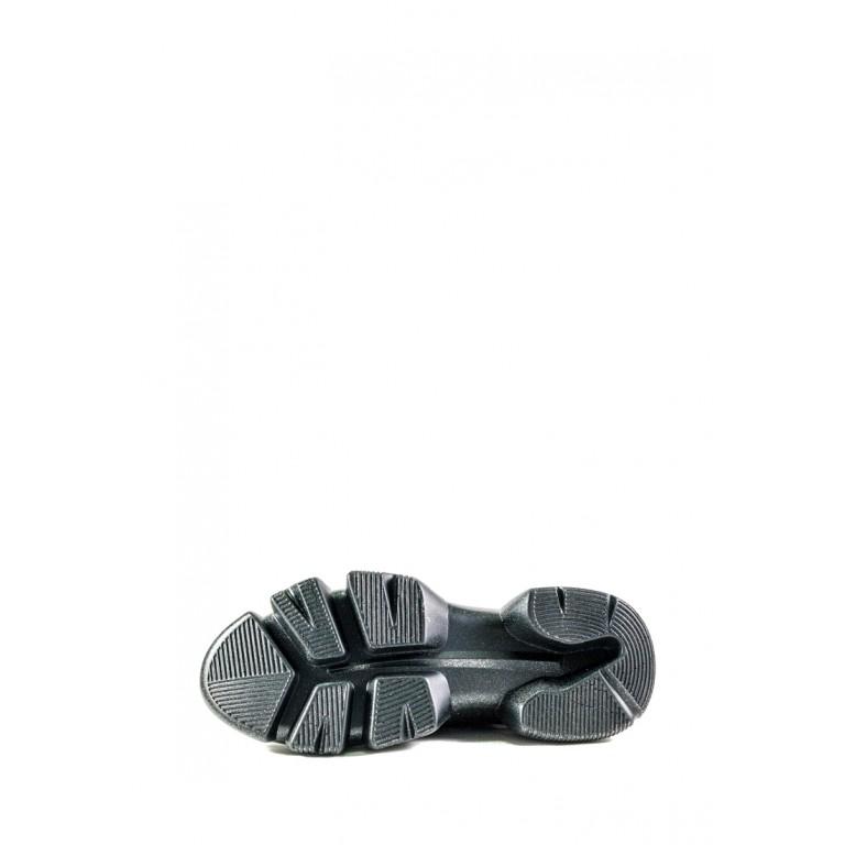 Кроссовки женские Sopra СФ P986 чёрные