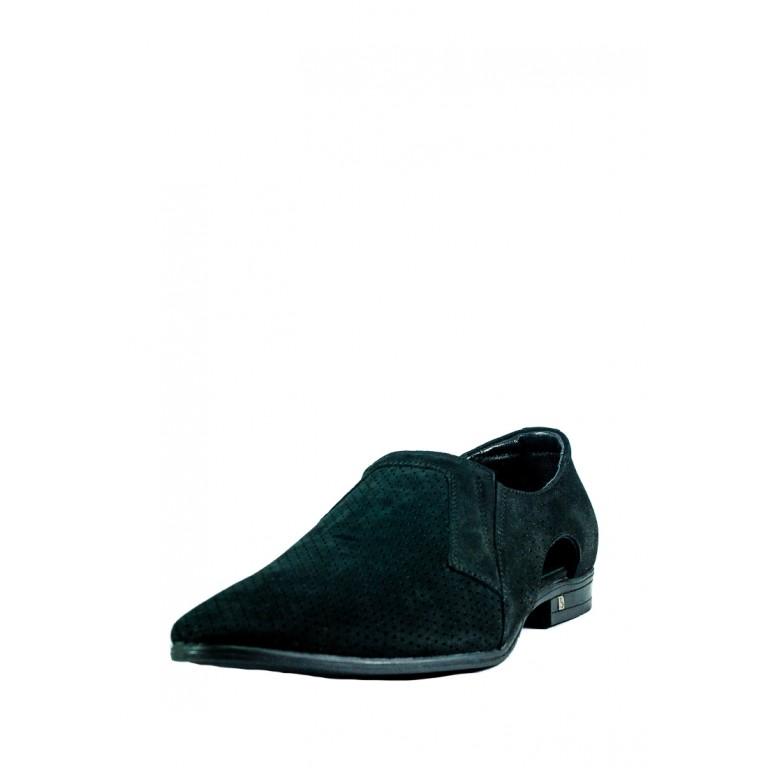 Туфли мужские MIDA 13948-9 черные