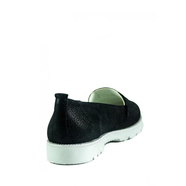 Туфли женские MIDA 210341-392 черные