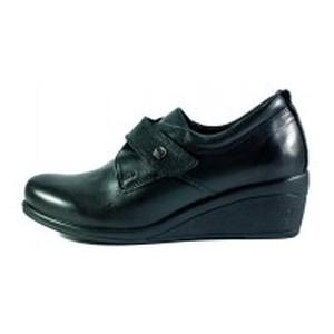 Ботинки демисезон женские MIDA 21573-1 черные