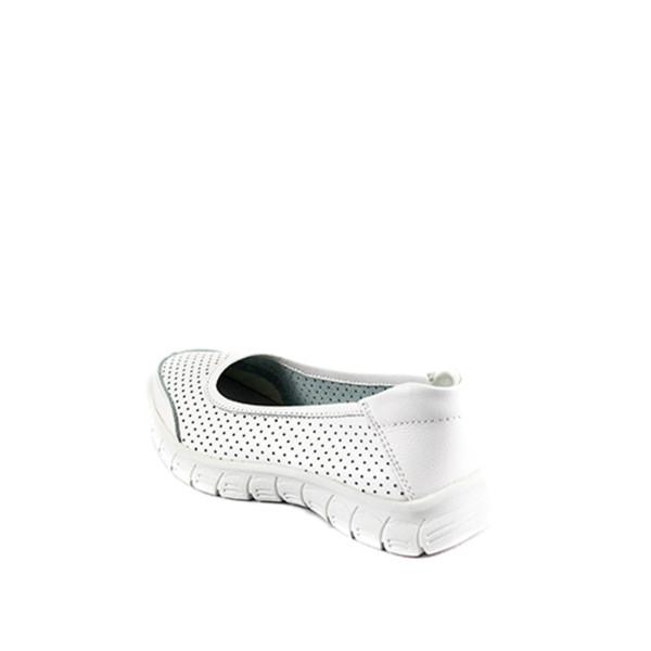Эспадрильи женские Allshoes 222-1516-15 белые