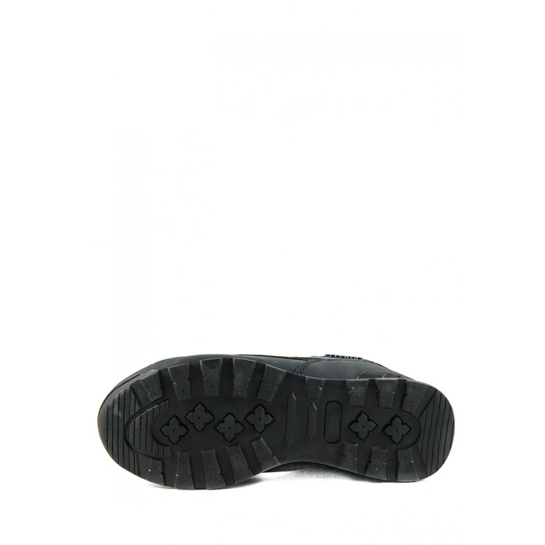 Ботинки зимние женские Restime KWZ19530 черные