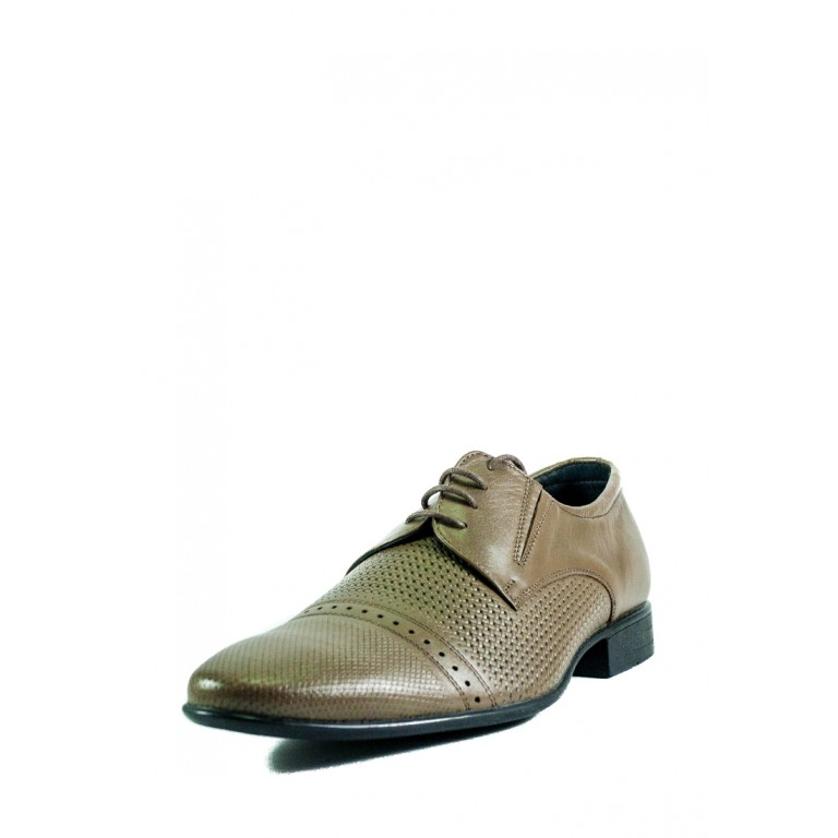 Туфли мужские MIDA 13310-243 коричневые