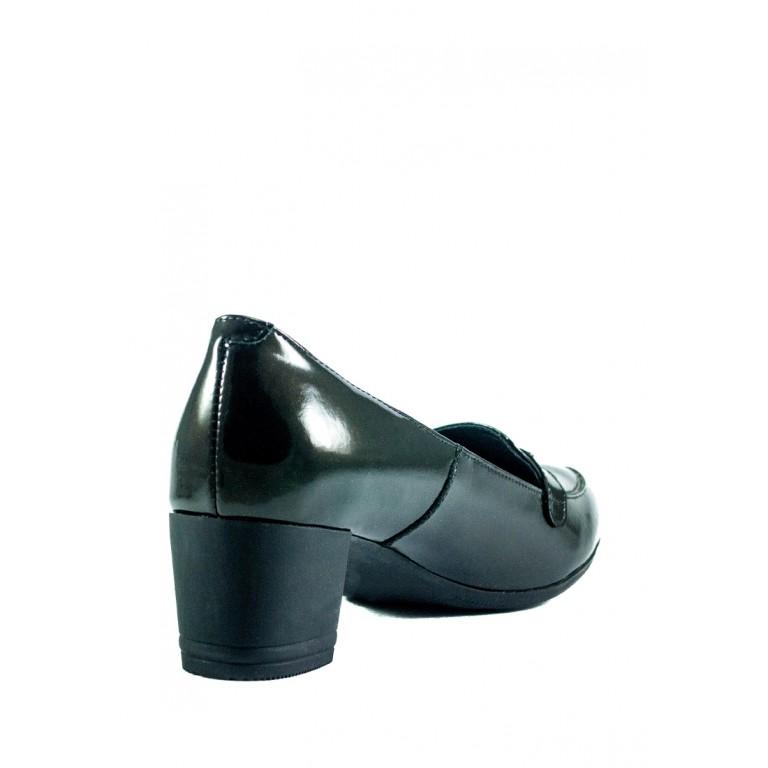 Туфли женские MIDA 21828-238 черные