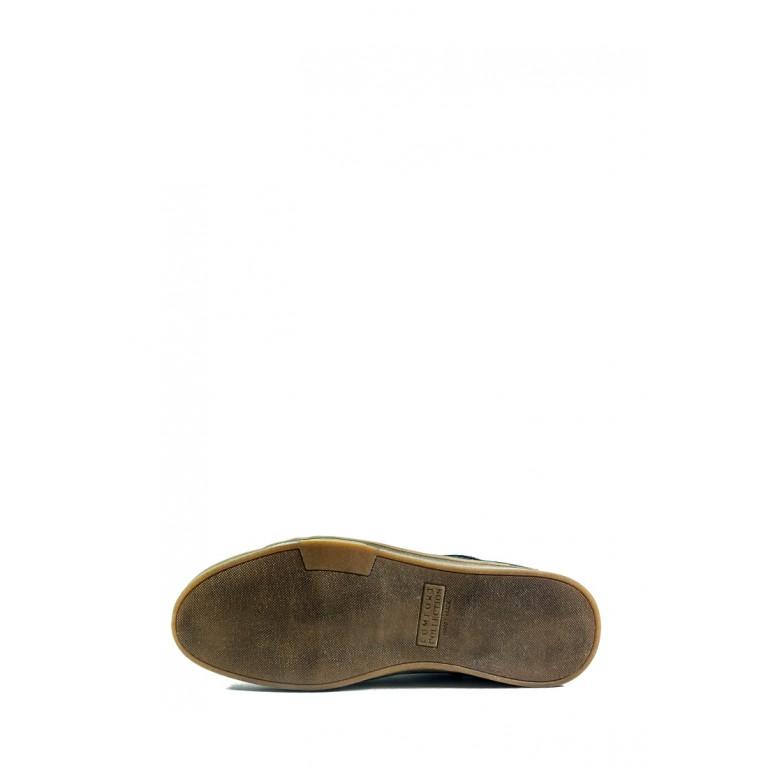 Кеды мужские MIDA 111004-3 черные