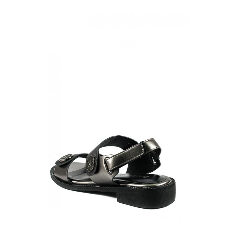 Сандалии женские LorisBottega СФ L-1247 черные