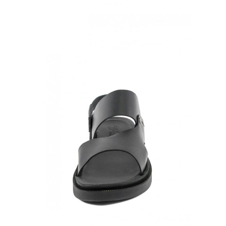 Сандалии мужские TiBet 12-03-01 черные