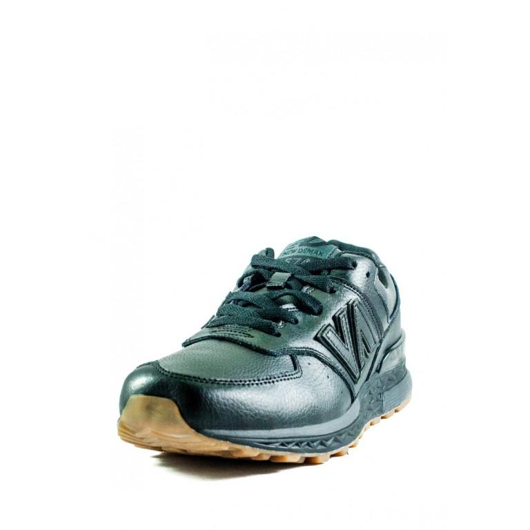 Кроссовки мужские Demax А3322-1 черные