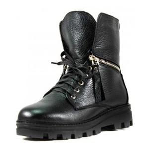 [:ru]Ботинки зимние женские Lonza L-07103-2311-3 KMS черная кожа[:uk]Черевики зимові жіночі Lonza чорний 14790[:]