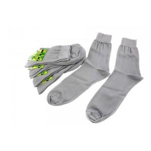 Шкарпетки чоловічі Zsocks Zsocks світло-сірий 41-42
