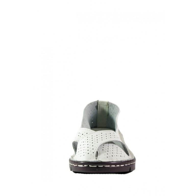 Балетки женские Allshoes 844-6 белый