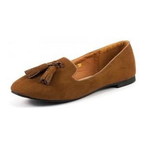 Сліпер жіночі Fiore коричневий 08337