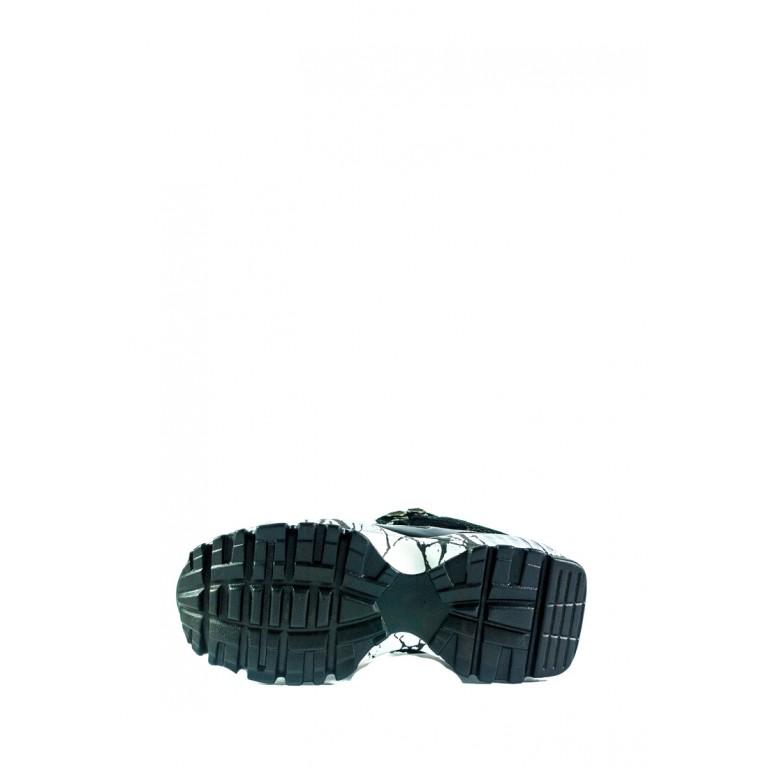 Кроссовки женские Sopra 93-53 черные