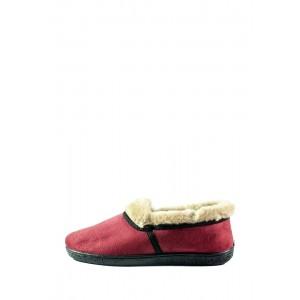 Бабуши женские FootWear 3065 бордовые