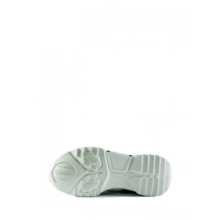 Кроссовки женские Sopra 93-69 черно-белые