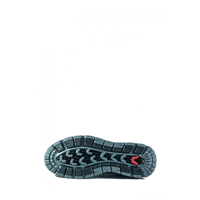 Кроссовки мужские MIDA 110752-16 черные