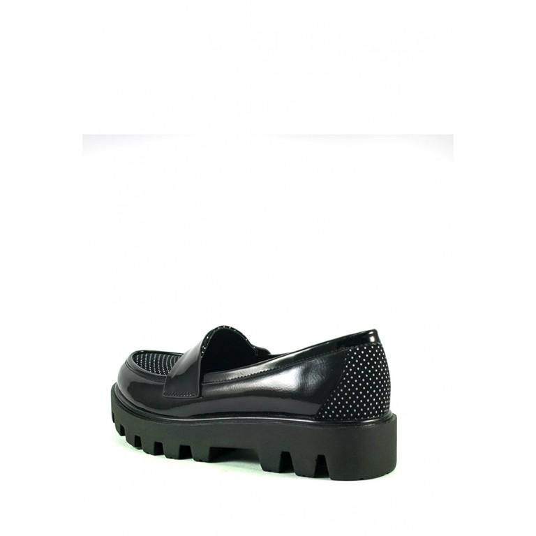 Туфли женские Elmira Х7-108Т-4 черные
