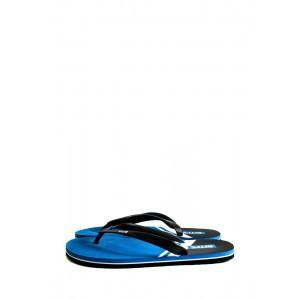 Вьетнамки мужские Bitis 9975-A черно-голубые