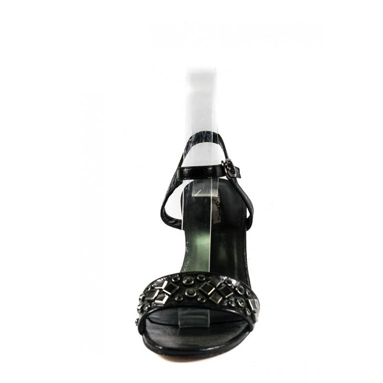 Босоножки женские Fabio Monelli СФ B15-B369 черные