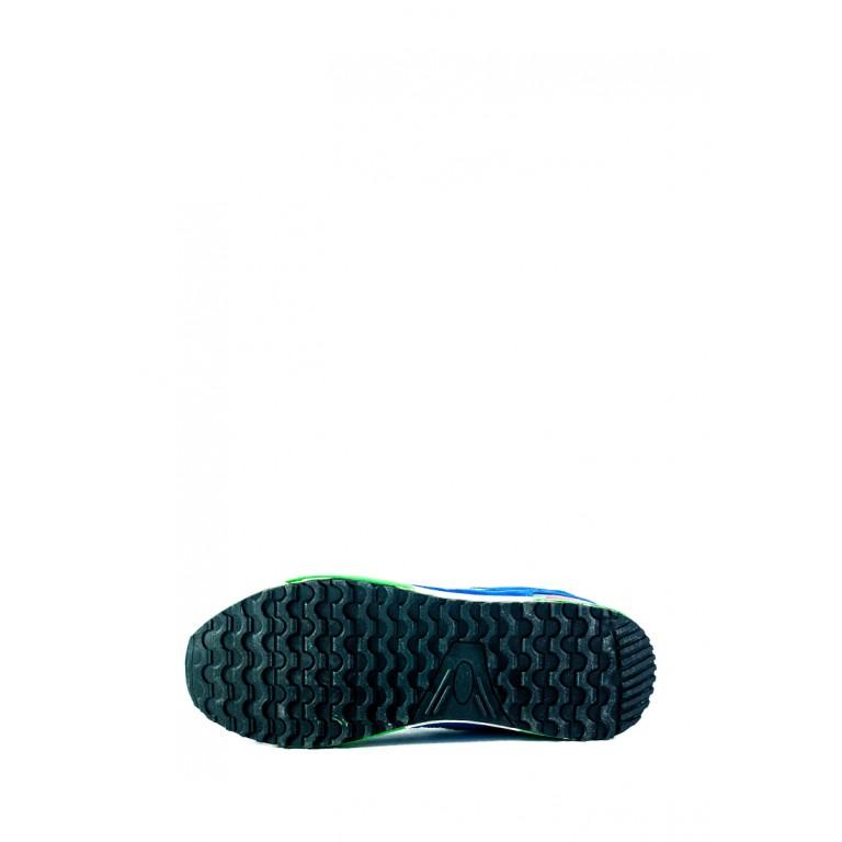 Кроссовки женские Demax B2651-5 синие