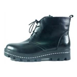 Ботинки демисезон женские CRISMA 00375В-Lisabon чк черные